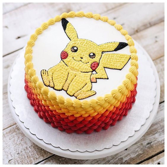 Buy Cartoon Birthday Cake Online At Best Price Od