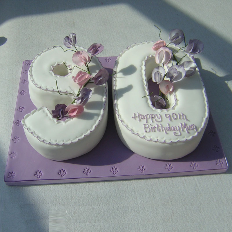 Awe Inspiring Buy Double Number Shape Cake Online At Best Price Od Funny Birthday Cards Online Inifofree Goldxyz