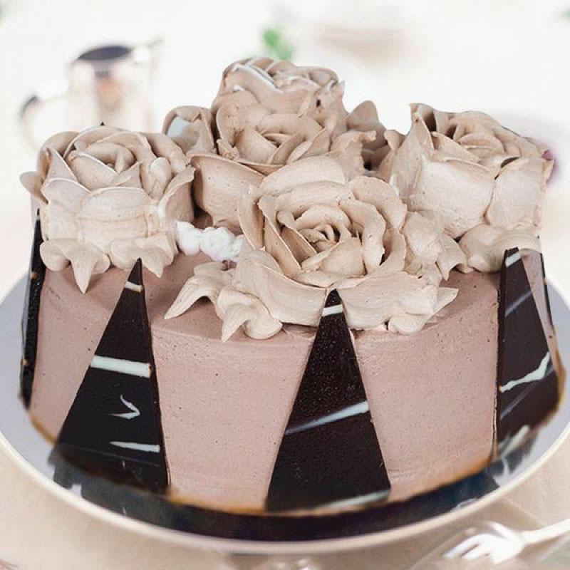 Groovy Buy Eggless Coffee Cake Online At Best Price Od Personalised Birthday Cards Vishlily Jamesorg