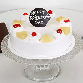 Friendshipday Pineapple Cake