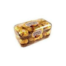 Rocher Chocolates In Box