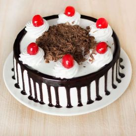 Eggless Black Forest
