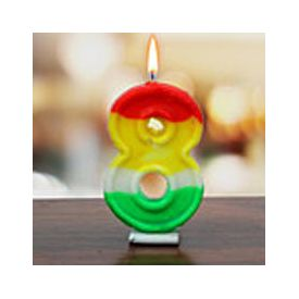 Candle 8