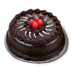 Truffle Cherry Cake