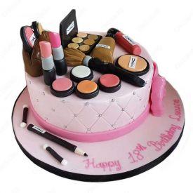 Cake MAC Makeup