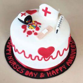Doctor Set cake