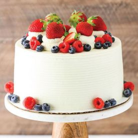 Fresh 5 star fruits cakes