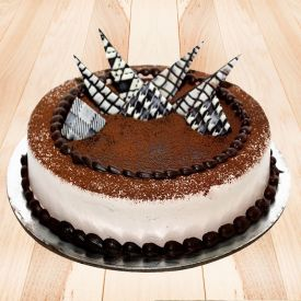 Soft Chocolate Truffle Cake