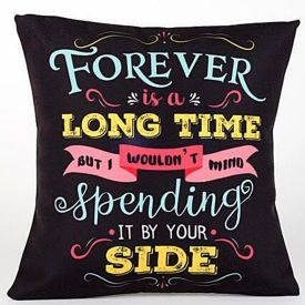 Forever Cushion