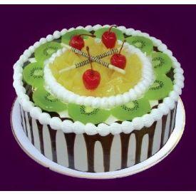 Kiwi Fruit Cake