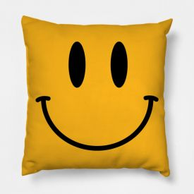 Smile cushion with filler
