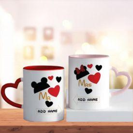 Mr N Mrs Mug