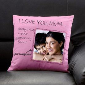 Personalize Cushion For Mom
