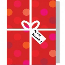 Greeting card as per occasion