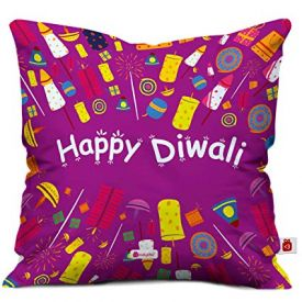 Crackers cushion For Diwali