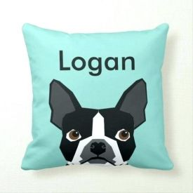 pet personalized cushion