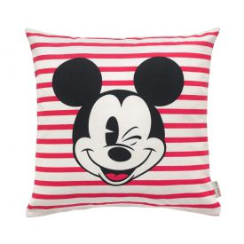 Mickey Silk Cushion