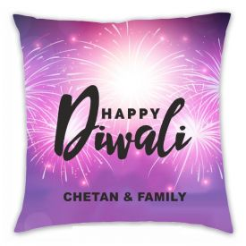 Happy Diwali Cushion