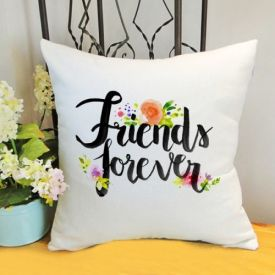 Friendship Forever Cushion