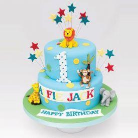 3 KG lion cake