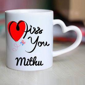 I Miss U Mugs