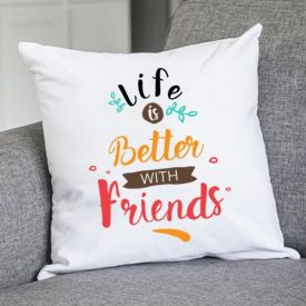 Cushion for Friends