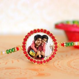 Personalized Pearl Rakhi