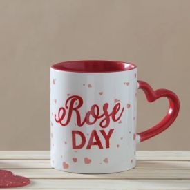 Happy Rose Day Mug