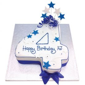 Special Number Cake