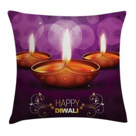 Diya cushion