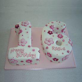 Fun Loving Fondant Cake