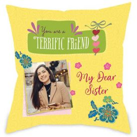 My Dear Sister Cushion