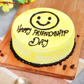 Friendship Day Blue Berry cake