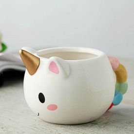 Unicorn Ceramic Mug Coffee