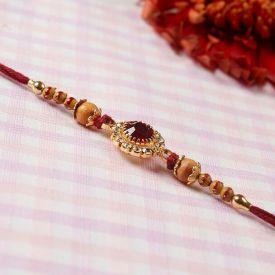 Glamor Pearl Rakhi