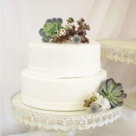 Heavenly Cream Cake