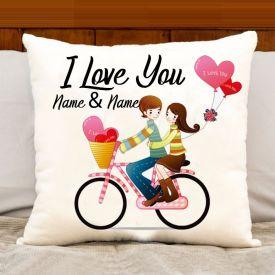 I Love You Cushions