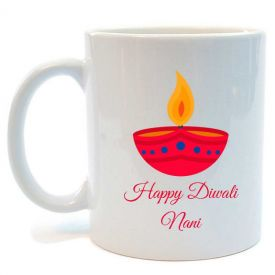 Diwali Mug Personalized with Name
