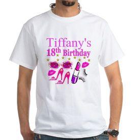 Tiffany's 18th birthday