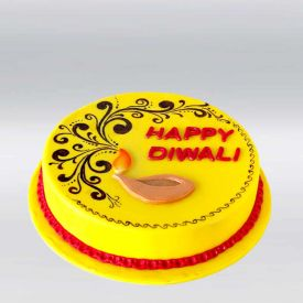 Happy Diwali Cake