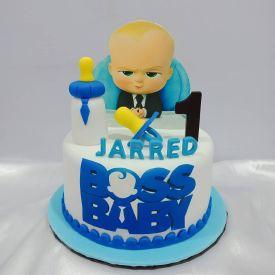 Special Fondant Cake