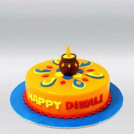 Diwali Custom Cake