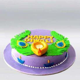 Decorative Diwali Cake