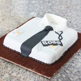 Special Cake For Boss