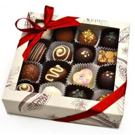 delicious handmade chocolates