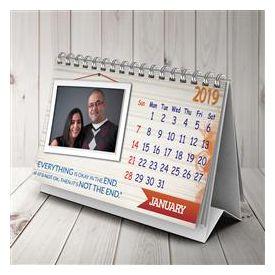 Desk Calendar (Customized)