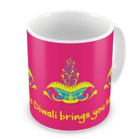 Diwali Print Mug