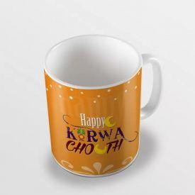 Happy Karwa Chauth Coffee Mug