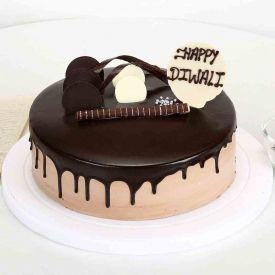 Diwali-special-truffle-cake