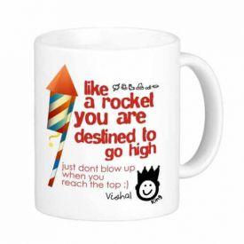 Funny Diwali Mug